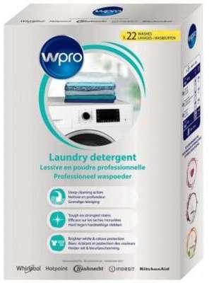 Lessive poudre Wpro WMP300