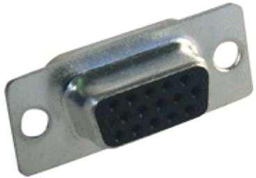 Connecteur HD 15 femelle à