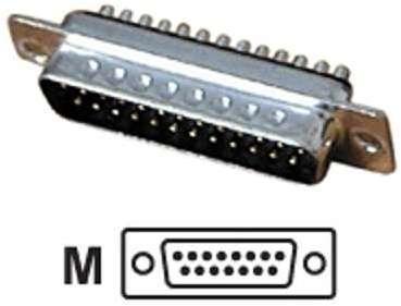Connecteur à souder DB-15