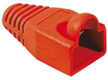 Manchons rouge diam 6 mm (sachet