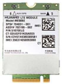 HP lt4112 LTE HSPA W10 WWAN