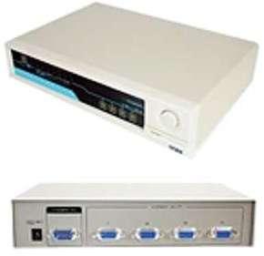 Splitter VGA 350 MHz 4 ports1