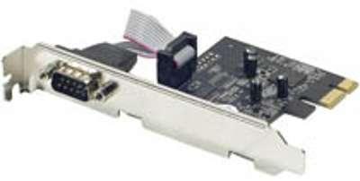 Carte PCI-Express 1X 1 port