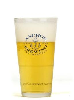 Verre à bière Anchor Brewing