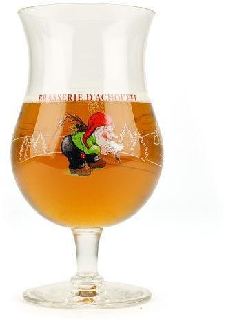 Verre à bière Chouffe - Verre