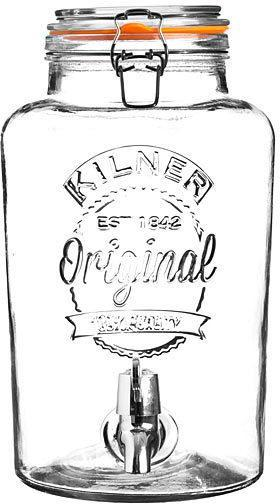 Distributeur boisson Kilner