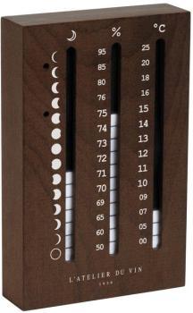 Station digitale température