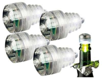 Bouchon à LED 7 Couleurs -