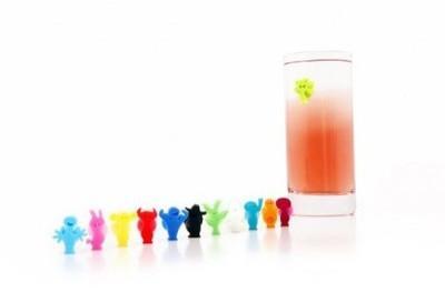 Marque-verres 12 figurines