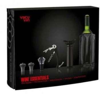 Coffret wine essentials vacuvin