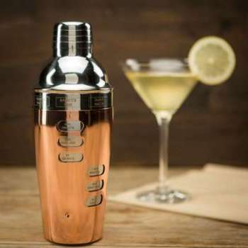 Cocktail Shaker Design avec