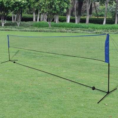 VidaXL Filet de badminton
