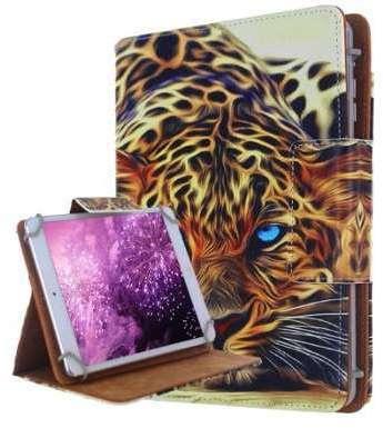 Housse Etui folio Tigre pour