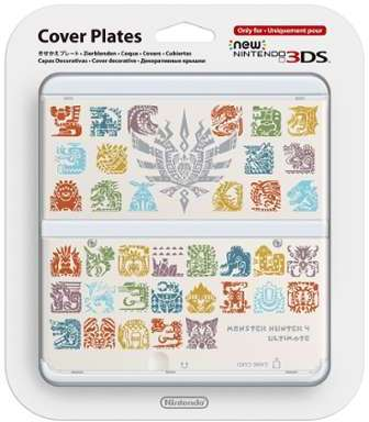 Coque Nintendo New 3DS Blanche