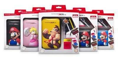 Pack essentiel 3DS XL Mario