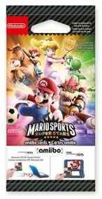 5 Cartes Pack - Mario Sports