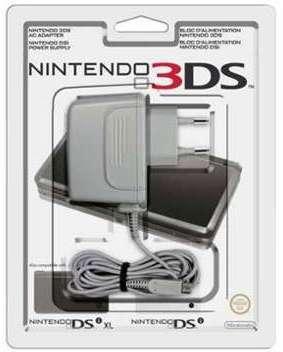 Nintendo 3DS XL Bloc d Alimentation