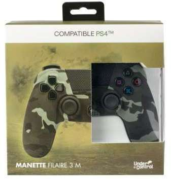Manette Under Control Manette