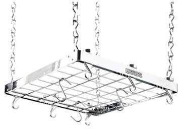 Plafonnier penderie carré