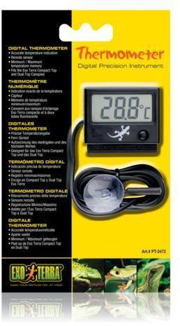 Exo Terra - Thermomètre Numérique