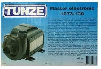 Pompe de reprise Master electronic