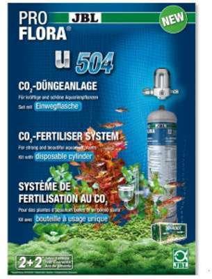 JBL ProFlora u504 Kit CO2