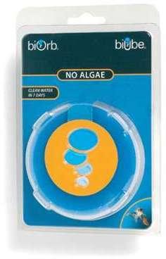 Kit filtre anti algue BiOrb