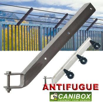 Support de cable antifugue
