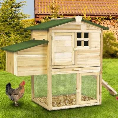 Poulailler Cottage avec pondoir