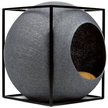 Le Cube Gris Foncé