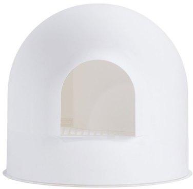 Maison de Toilette Igloo Blanc