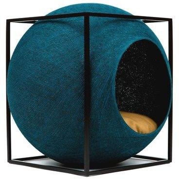 Le Cube Bleu Canard