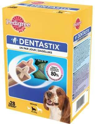 Sticks chiens Dentastix chien