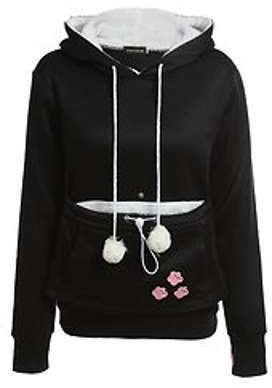 Cat Hoodie Sweatshirts With