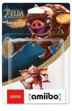 Amiibo - Bokoblin The Legend