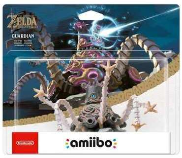 Amiibo - Guardian The Legend