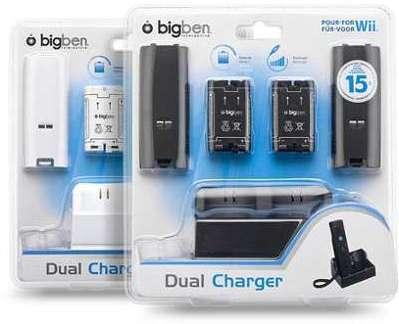 Chargeur pour batteries rechargeables
