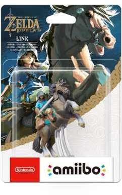 Amiibo - Link (Rider) The