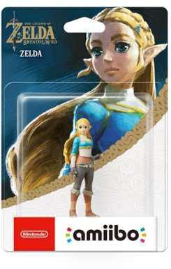 Amiibo - Zelda The Legend