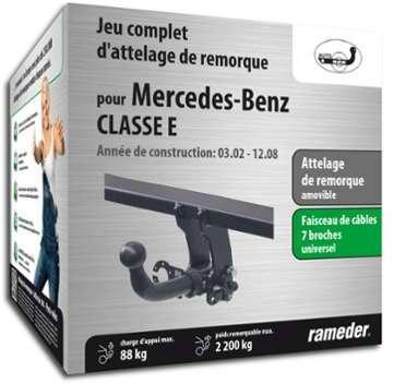 MERCEDES-BENZ CLASSE E attelage