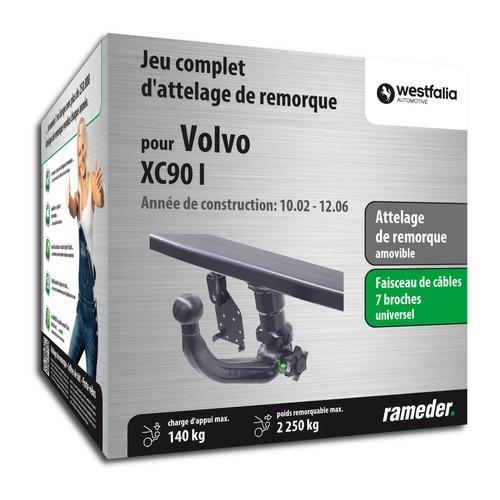 VOLVO XC90 I attelage Westfalia