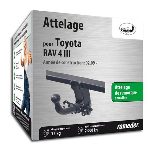Attelage AUTO-HAK Amovible