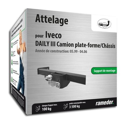 Attelage AUTO-HAK standard