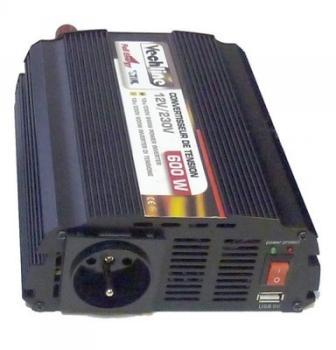 Convertisseur 600W 12 230V