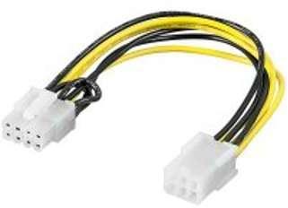 Câble d alimentation PC PCI