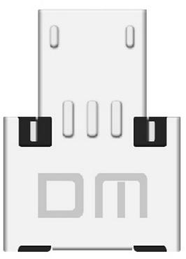 Adaptateur USB vers micro