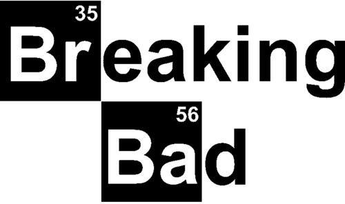 Sticker Breaking bad