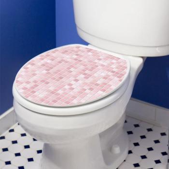 syla abattant wc de toilette blanc universel en bois. Black Bedroom Furniture Sets. Home Design Ideas