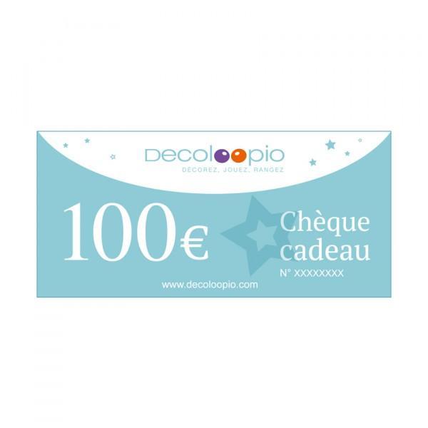Chèque cadeau Decoloopio 100