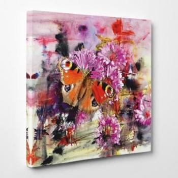 Tableau toile - Fleurs Abstrait